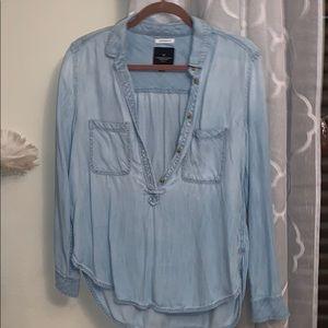 Boyfriend for jean shirt